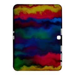Watercolour Color Background Samsung Galaxy Tab 4 (10 1 ) Hardshell Case