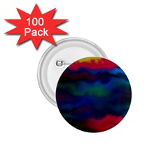 Watercolour Color Background 1 75  Buttons (100 Pack)