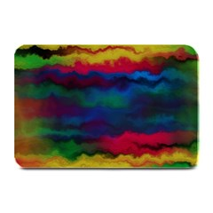 Watercolour Color Background Plate Mats