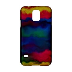 Watercolour Color Background Samsung Galaxy S5 Hardshell Case
