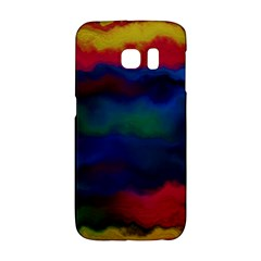 Watercolour Color Background Galaxy S6 Edge