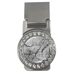 Abstract Background Texture Grey Money Clips (cz)