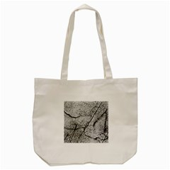 Abstract Background Texture Grey Tote Bag (cream)