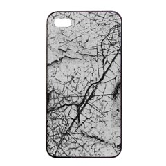 Abstract Background Texture Grey Apple Iphone 4/4s Seamless Case (black)