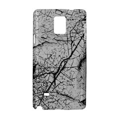 Abstract Background Texture Grey Samsung Galaxy Note 4 Hardshell Case
