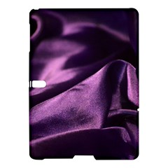 Shiny Purple Silk Royalty Samsung Galaxy Tab S (10 5 ) Hardshell Case