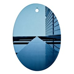 Architecture Modern Building Facade Ornament (oval)