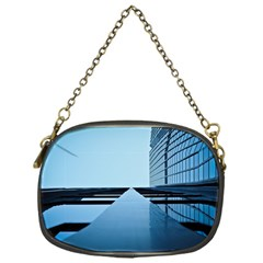 Architecture Modern Building Facade Chain Purses (one Side)