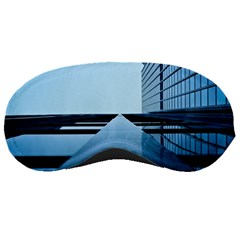 Architecture Modern Building Facade Sleeping Masks