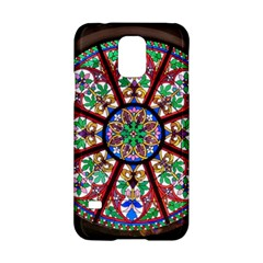Church Window Window Rosette Samsung Galaxy S5 Hardshell Case