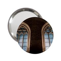 Church Window Church 2 25  Handbag Mirrors