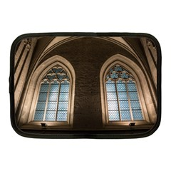Church Window Church Netbook Case (medium)