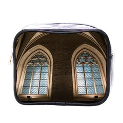 Church Window Church Mini Toiletries Bags