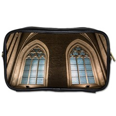 Church Window Church Toiletries Bags