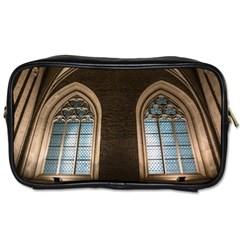 Church Window Church Toiletries Bags 2 Side