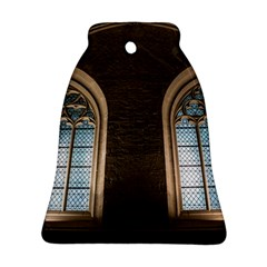Church Window Church Ornament (bell)