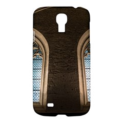 Church Window Church Samsung Galaxy S4 I9500/i9505 Hardshell Case