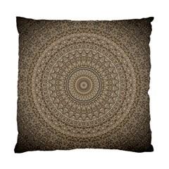 Background Mandala Standard Cushion Case (one Side)