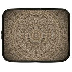 Background Mandala Netbook Case (xl)
