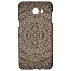 Background Mandala Samsung C9 Pro Hardshell Case