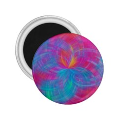 Abstract Fantastic Fractal Gradient 2 25  Magnets