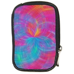 Abstract Fantastic Fractal Gradient Compact Camera Cases
