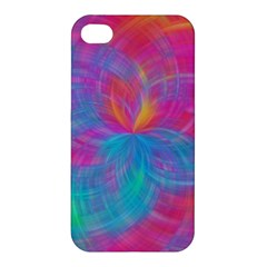 Abstract Fantastic Fractal Gradient Apple Iphone 4/4s Hardshell Case