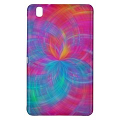 Abstract Fantastic Fractal Gradient Samsung Galaxy Tab Pro 8 4 Hardshell Case