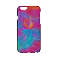 Abstract Fantastic Fractal Gradient Apple Iphone 6/6s Hardshell Case
