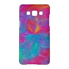 Abstract Fantastic Fractal Gradient Samsung Galaxy A5 Hardshell Case
