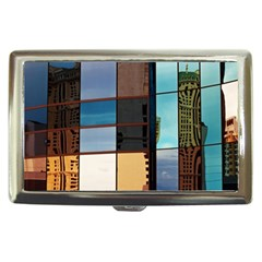 Glass Facade Colorful Architecture Cigarette Money Cases