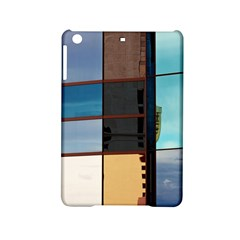 Glass Facade Colorful Architecture Ipad Mini 2 Hardshell Cases