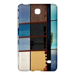 Glass Facade Colorful Architecture Samsung Galaxy Tab 4 (7 ) Hardshell Case