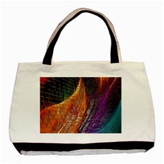 Graphics Imagination The Background Basic Tote Bag (two Sides)