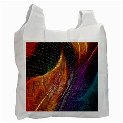 Graphics Imagination The Background Recycle Bag (two Side)
