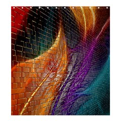 Graphics Imagination The Background Shower Curtain 66  X 72  (large)
