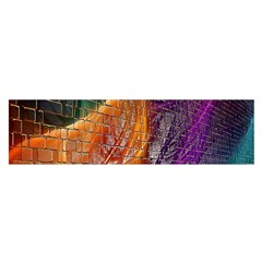 Graphics Imagination The Background Satin Scarf (oblong)