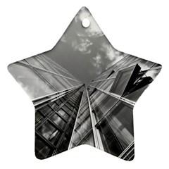 Architecture Skyscraper Ornament (star)