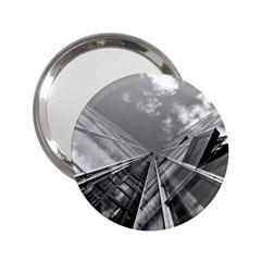 Architecture Skyscraper 2 25  Handbag Mirrors