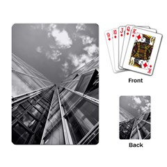 Architecture Skyscraper Playing Card
