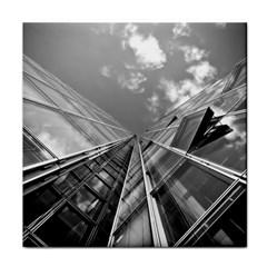 Architecture Skyscraper Face Towel