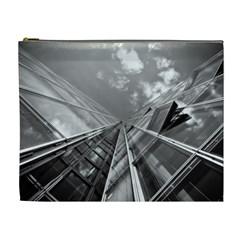 Architecture Skyscraper Cosmetic Bag (xl)