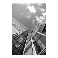 Architecture Skyscraper Shower Curtain 48  X 72  (small)