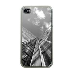 Architecture Skyscraper Apple Iphone 4 Case (clear)