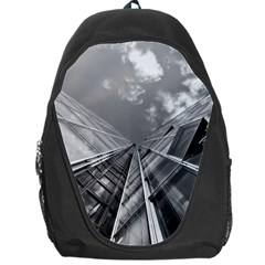 Architecture Skyscraper Backpack Bag