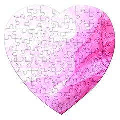 Material Ink Artistic Conception Jigsaw Puzzle (heart)