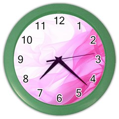 Material Ink Artistic Conception Color Wall Clocks