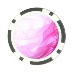 Material Ink Artistic Conception Poker Chip Card Guard