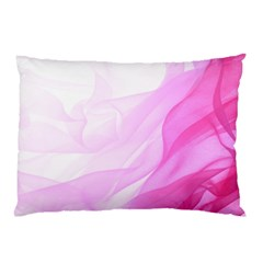 Material Ink Artistic Conception Pillow Case