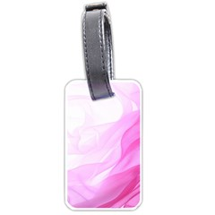 Material Ink Artistic Conception Luggage Tags (two Sides)